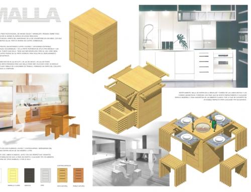 Malla A01