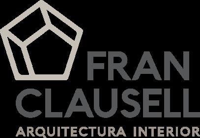 Fran Clausell Interiorismo Sostenible Retina Logo