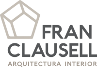 Fran Clausell Interiorismo Sostenible Mobile Logo